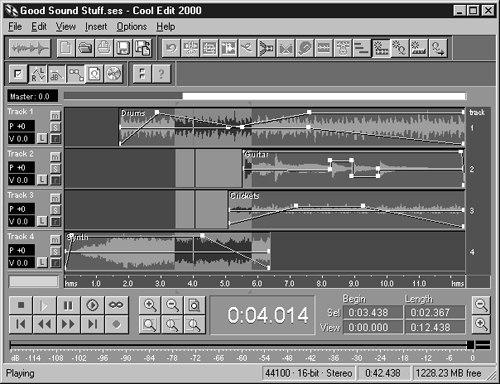 Cool-Edit-2000-Multitrack-View