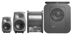 Genelec SAM NewModels web