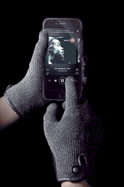 Mujjo Touchscreen Gloves web