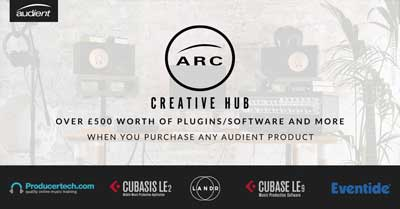 Audient Creative Hub