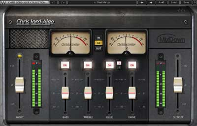 Waves Audio Now Shipping the CLA MixDown Plugin