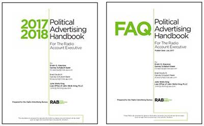 RAB Political Advertising H