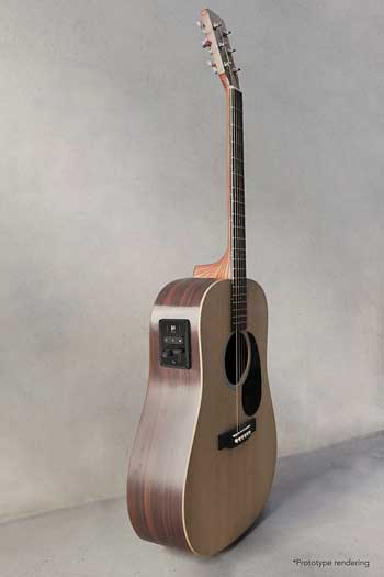 HyVibe Smart Acoustic Guitar 2