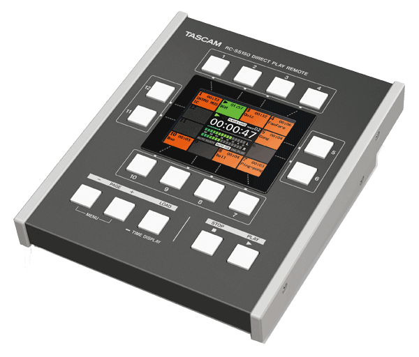 TASCAM RC SS150 web