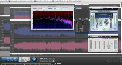 INTERNET Co. Ships Sound it! 8 Basic Audio Editor for Mac and Windows