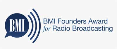 BMI Founders Award for Radio Broadcasting