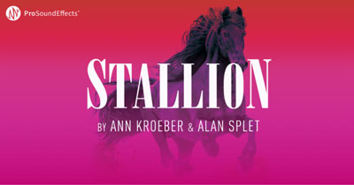 ProSoundEffects Stallion