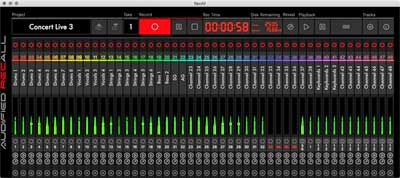 Audified Announces RecAll Multichannel MacOS Application