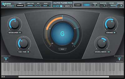 Antares Auto-Tune Pro Now Shipping