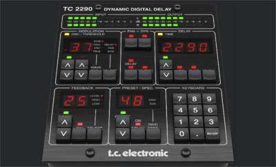 TC Electronic introduces TC2290-DT