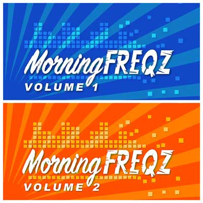 "Bryan Apple & Joe D'Agostin team up to bring you ""MORNING FREQZ"" Vol. 1 & 2"
