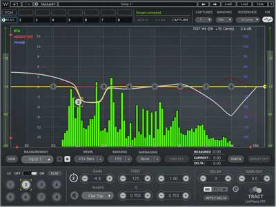 Waves Offers TRACT Louspeaker Correction Plugin