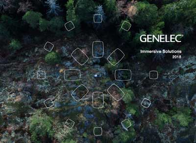 Genelec Immersive Solutions