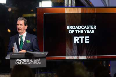 RTE Broadcaster of the Year