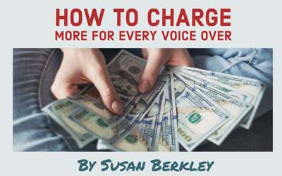 How To Charge More For VO