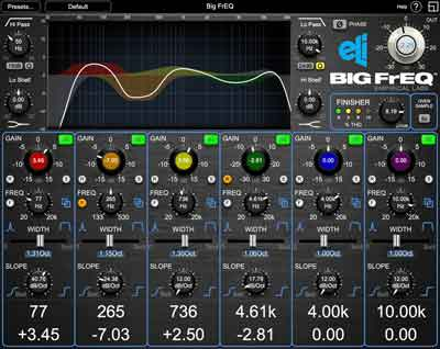 Empirical Labs announces BIG FrEQ plug-in