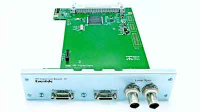 Pro Tools Expansion Card for Eventide H9000 Now Shipping