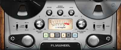 Fuse Audio Labs rolls out FLYWHEEL tape emulation plugin